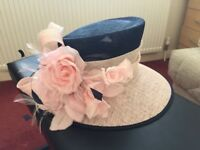 Mother of Bride wedding hat