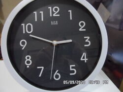 Hito Modern Silent Wall Clock Non Ticking 10 Excellent Accurate Sweep Movement