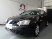 VOLKSWAGEN GOLF TDI SE BLACK 1.9 DIESEL 105 BHP 3 DOOR HATCHBACK 2005