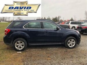 2016 Chevrolet Equinox LS FWD/ LOADED/ KEYLESS/ AC/ HITCH/ LOCAL