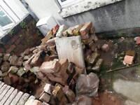 Bricks hardcore