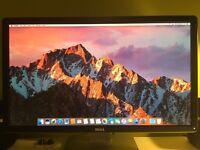 Dell 4K UP2414Q UltraSharp 24 inch Monitor - Black