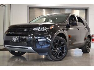 2015 Land Rover Discovery Sport HSE *7 passagers + Nav + 20po*
