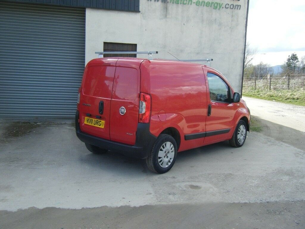 47e50c26db 2011 FIAT FIORINO 1.3 DIESEL VAN SAME AS NEMO BIPPER RELIABLE SMOOTH RUNNER  60 MPG CHEAP TO RUN