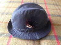 Ladies Original Glencroft Wax Trilby Hat