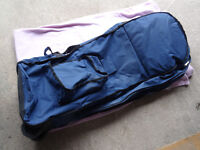 Used, in good condition golf carrier bag