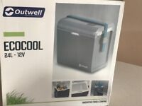 Outwell Eco Cool 24L 12V Coolbox - BRAND NEW - Collection only
