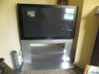 "PANASONIC approx 42"" TV complete with stand"