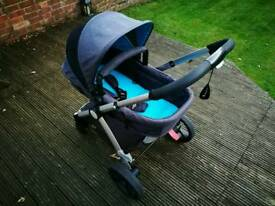 Mountain Buggy Cosmopolitan pram