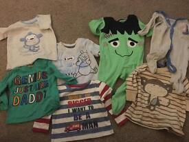 Boys clothes 0-3 months