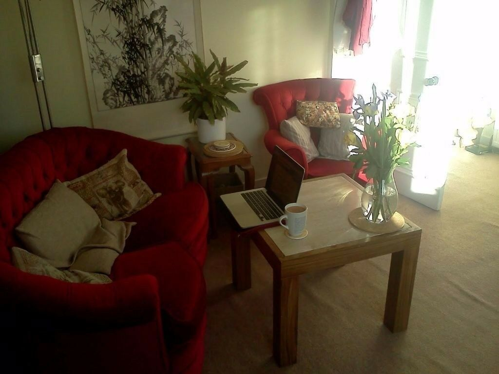Double room available in lovely plant-filled flat in Rosemount, near ARI - student/ professional
