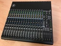 Mackie 1604 VLZ4 Mixing Console (Mint Condition)