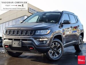 2017 Jeep Compass 1 Owner *Trailhawk 4x4* Navigation