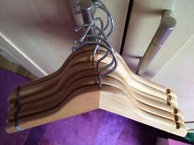 Children's Wooden Hangers