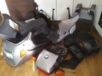 JOB LOT BMW K 100 RS BMW K 1100 LT PARTS K100 K1100 K75 MOTORBIKE PARTS JOB LOT