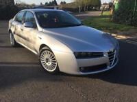 Alfa romeo lusso 1.9 diesel 6 speed full service history timing belt done 4 months mot 2007 model