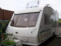 2004 Bessacarr Cameo 495sl Luxury 2 Berth Caravan