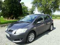 Toyota auris 1.4 vvti. (LONG MOT)