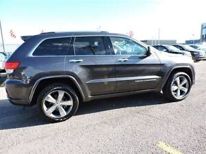 2015 Jeep Grand Cherokee OVERLAND, CRUISE ADAPTATIF, TOIT PANO,  West Island Greater Montréal image 4