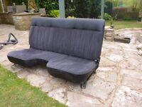 Van Seat - Re-upholstered