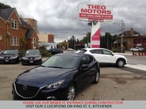 2015 Mazda MAZDA3 GS | CAMERA | SUNROOF | NO ACCIDENTS
