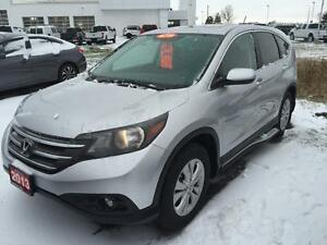 2013 Honda CR-V EX AWD/RUNNING BOARDS / PRICED TO SELL!! Kawartha Lakes Peterborough Area image 10