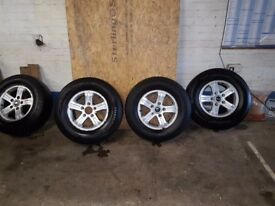 Kia sorento alloy wheels