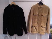 Mens paul smith x 2 military jackets