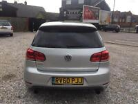 Vw golf gti mk6 revo stage 1 remapped low miles with fsh (59k), bargain , px swap offer