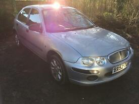 Rover 25 low miles