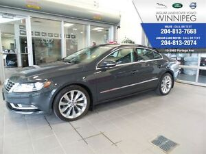 2013 Volkswagen CC Highline *INCLUDES WINTER TIRE PACKAGE*
