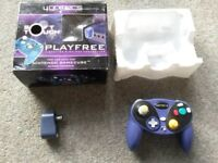 Boxed gamecube Wireless controller