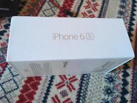 Apple iPhone 6s box empty box £7