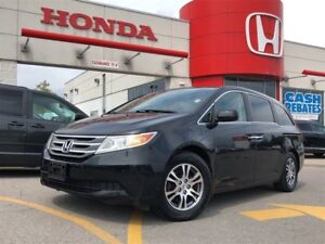 2013 Honda Odyssey EX-L, awesome shape, leather roof DVD