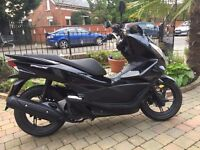 2014 honda pcx125ww very very clean scooter must be seen ,finance available only £1599