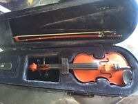 Childs 1/10 Cremona violin