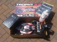 Trophy 3.5 Nitro Racing Buggy 2.4ghz