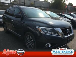 2014 Nissan Pathfinder SL*Ajax Nissan Original*Leather*Sunroof