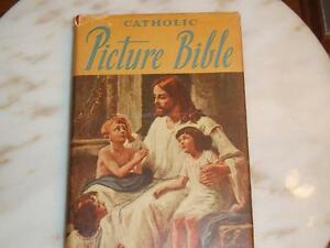 CATHOLIC CHILDRENS PICTURE BIBLE