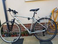 Mens 24 Speed Hybrid Gary Fisher Bicycle - Excellent Condition