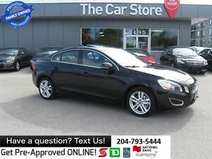 2012 Volvo S60 T6 LEVEL 2, AWD- HTD LEATHER, ROOF, BLUETOOTH