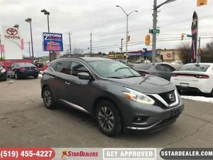 2016 Nissan Murano SV | NAV | ROOF | AWD | ONE OWNER