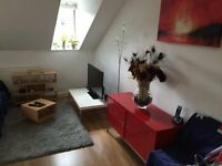 Cute self contained loft flat for single person - ALL BILLS included