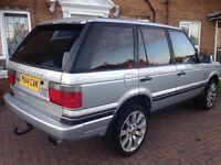 Range Rover lpg 7 seater