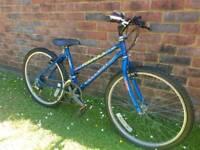 Child's Peugeot mountain bike 24inch wheels