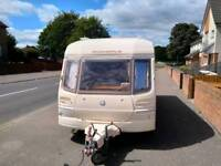 Avandale harrier 4 berth motor mover