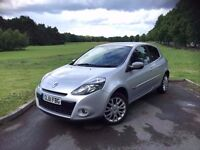 2011/61 RENAULT CLIO 1.2 16v DYNAMIQUE TOMTOM PETROL, MANUAL, 3-DOOR**NEW MOT***LOOKS & DRIVES GREAT