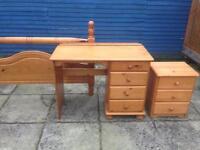 Solid furniture