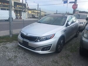 2014 Kia Optima SX Turbo / 66872 KMS !!! / WARRANTY  /