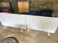2x Electric radiators (Newlec)